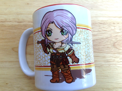 Witcher 3 Ciri Mug