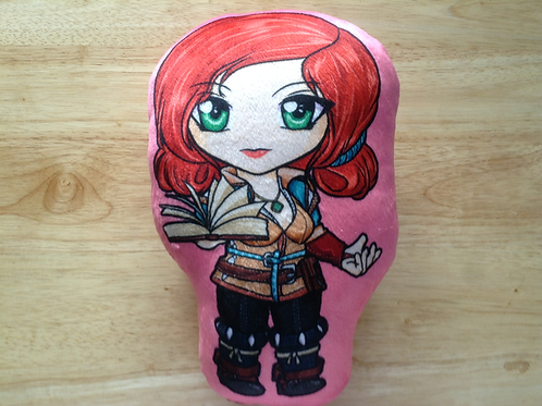 Witcher 3 Triss Plush