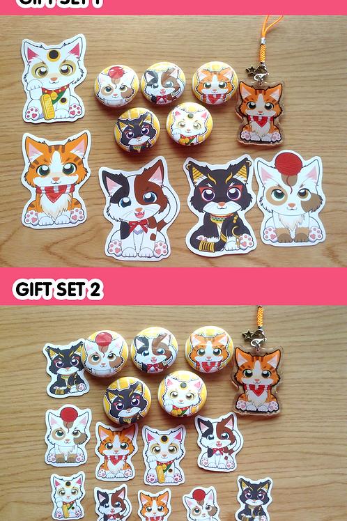 Cat Gift Set Bundle