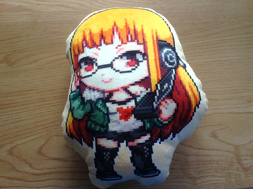 Persona 5 Futaba pillow