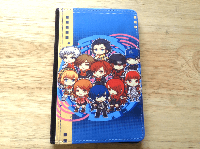 Persona 3 Card Holder