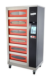PUCH-16 PUC Heated Pizza Cabinet