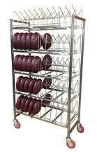 Dome and Base Drying Racks