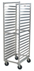 Aluminum Utility Racks for Pans and Trays