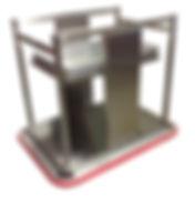 Carter Hoffman Open Tray Dispenser