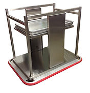 Carter Hoffman Open Tray Dispenser