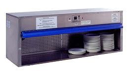 Shelf Mounted Plate Warmers