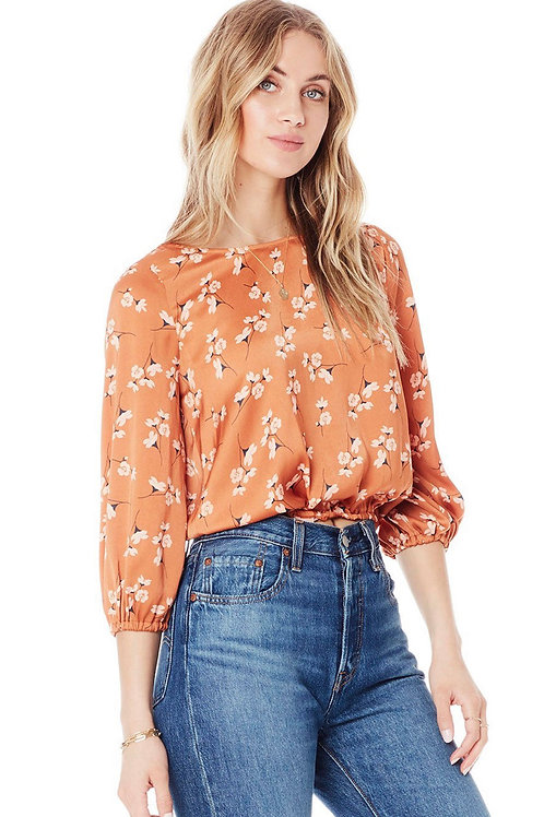Becca Blouse - Clay