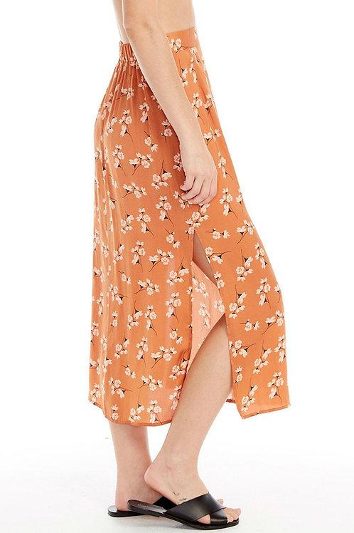Gia Midi Skirt