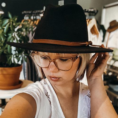Wyeth Billie Panama - Brown