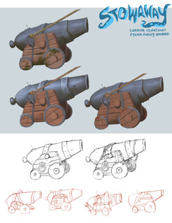 Cannon Iteration to Finalization