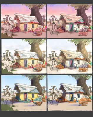House Color Exploration