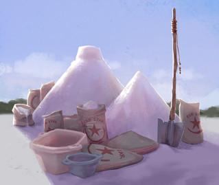 Salt Prop CLuster