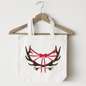 Screen Printed Retail Canvas Bag