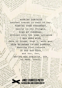 Poetry Art Poster