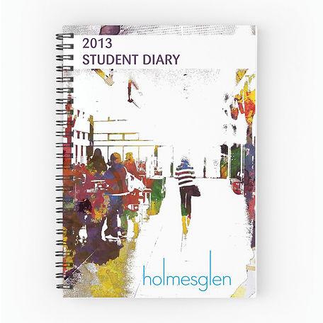 Holmesglen Student Diary 2013