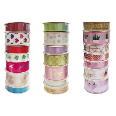 Trend Ribbon Print Designs