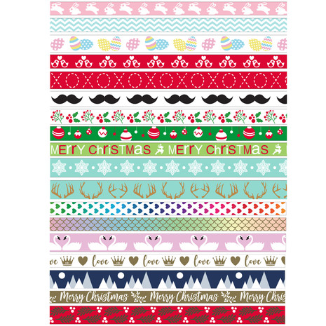 Ribbon Designs & Patterns