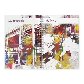 Diary Flat Layout