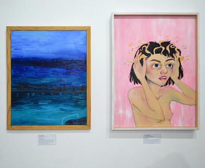 Artists - Lauren Simpson & Jennifer Baird