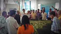 Visit by YDP Majlis Daerah Bera
