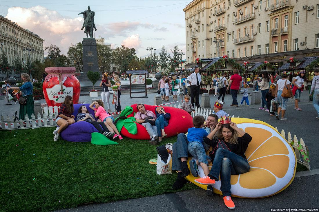 Фрукты-мешки Московское Варенье