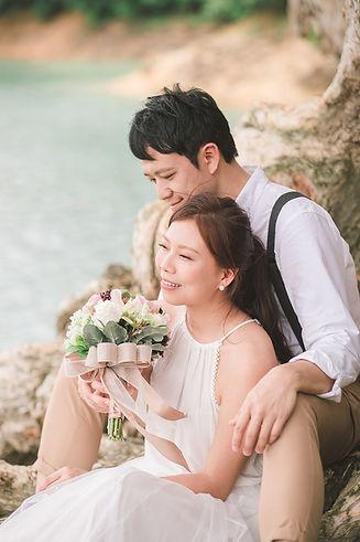 Pre-wedding photography in Hong Kong