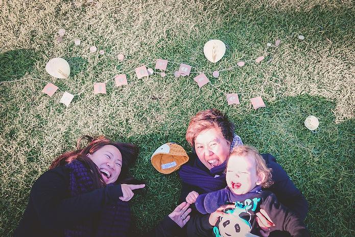 family shoot melbourne