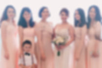 wedding bridesmaid photo