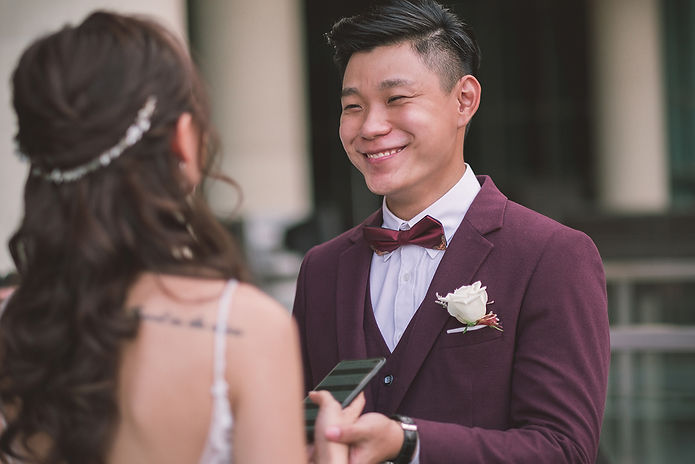 Singapore Actual Day Wedding Photography