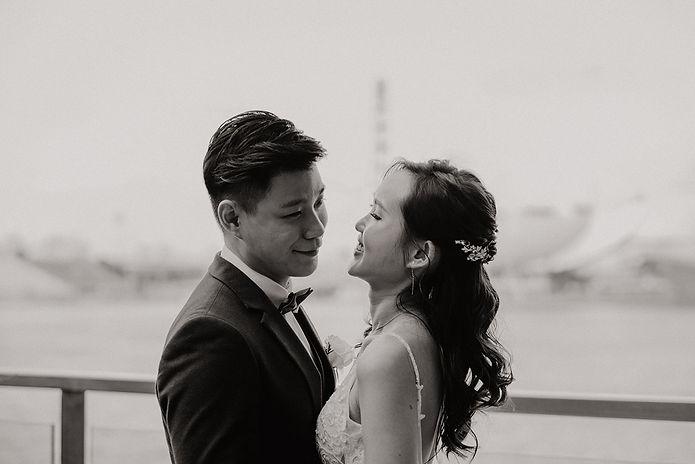 Sg wedding day photography