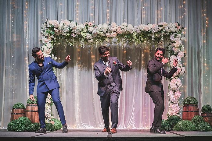 Park Royal Hotel Indian wedding