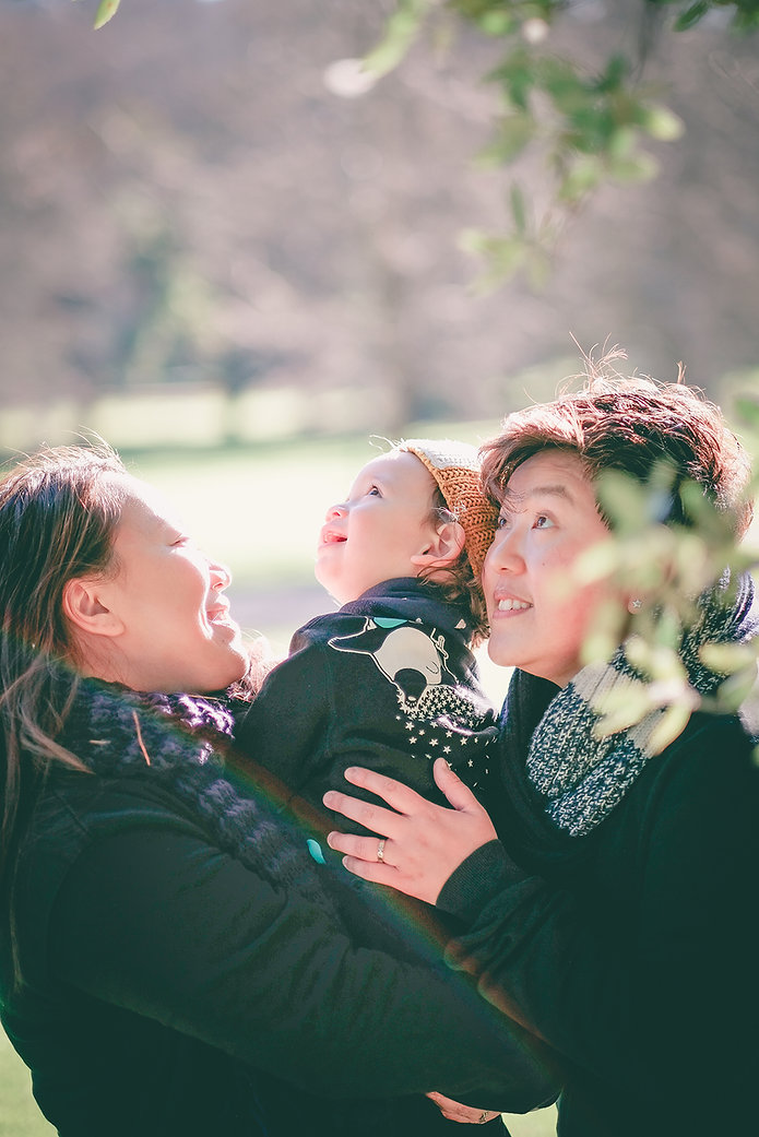 family photoshoot melbourne