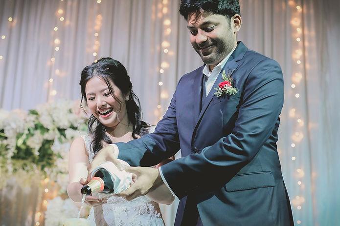 Singapore wedding day photographe