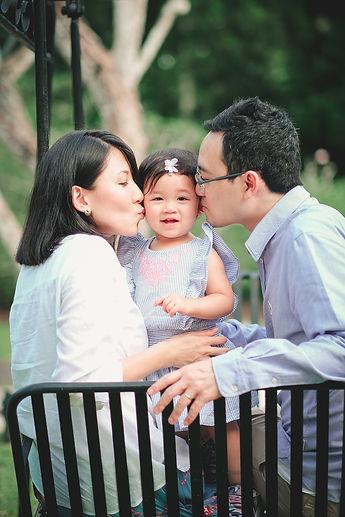 family photo singapore