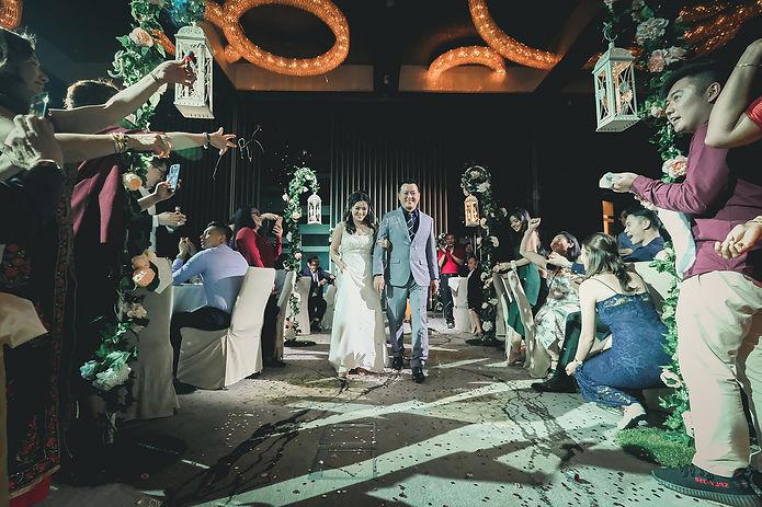 Singaporean wedding photography