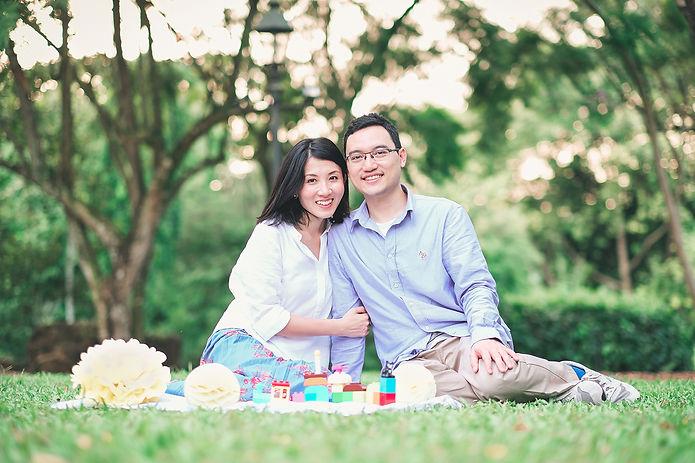 couple family shoot singapore