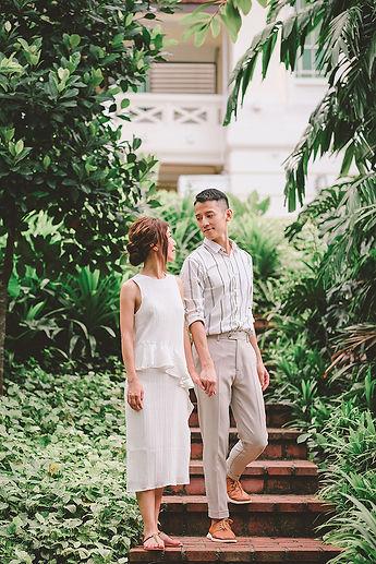 sg wedding anniversary shoot