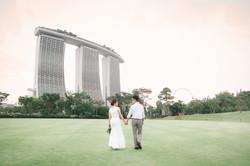 Pre-wedding Photoshoot Singapore