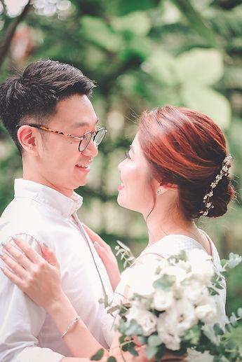 Singapore Pre-wedding shoot