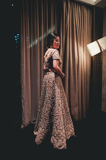 sg Indian wedding saree