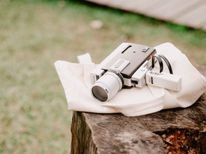 Back to Basic (to the Essence of Love) with SUPER 8 Wedding Videography