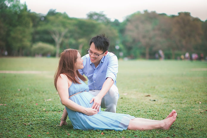 maternity photoshoot singapore