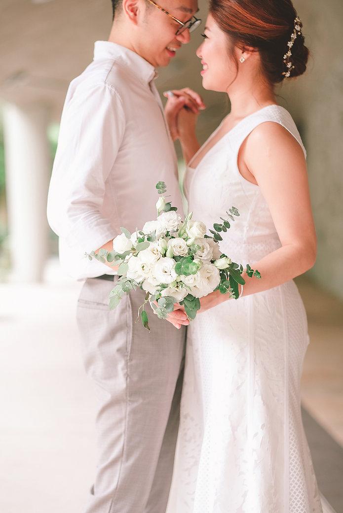 Jen's Obscura Pre-wedding shoot