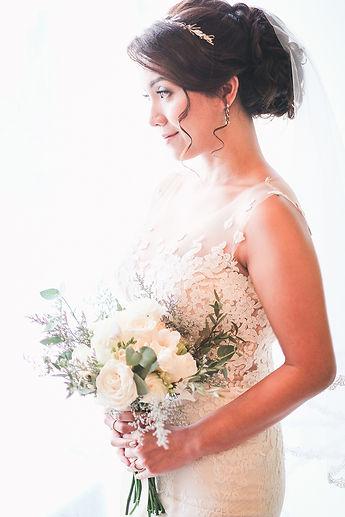 bride weddng photo