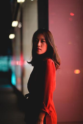 female portrait singapore
