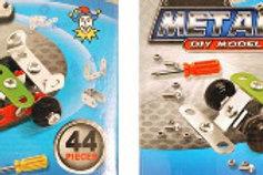 CAR DIY METAL KIT