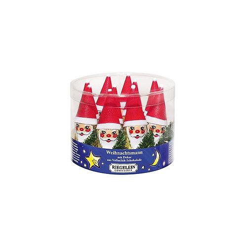 Riegelein Chocolate Santa & Tree 14g each
