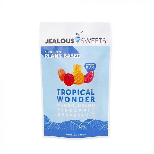 Jealous Sweets Tropical Wonder Sharing Bag 125g