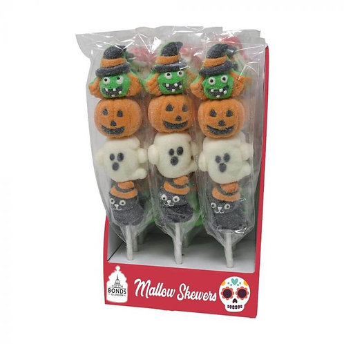 Bonds Halloween Mallow Pop Skewers 45g